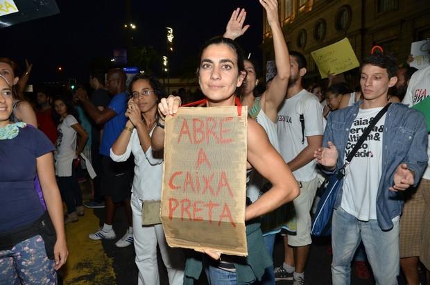 Carol Machado (Foto: Andre Muzell/agnews)