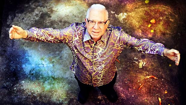 O músico e compositor Altamiro Carrilho, de 87 anos, morreu após ficar internado por cerca de um mês no Rio. A causa não foi divulgada. Altamiro foi um virtuoso da flauta transversal, com mais de 200 músicas compostas e 100 discos gravados. (Foto: Leonardo Aversa/Agência O Globo)