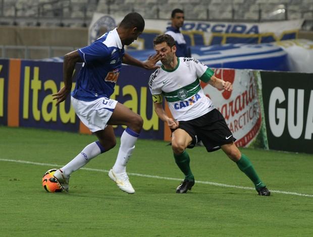Coritiba Cruzeiro Lincoln (Foto: Raphael Brauhardt / Site Oficial do Coritiba)