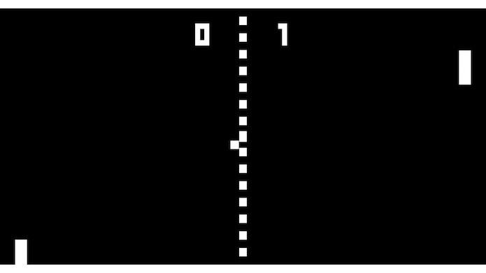 Pong: conheça o primeiro jogo lucrativo da história (Reprodução/YouTube)