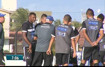 Botafogo-PB viaja para Sousa sem Ailton e Marcos Antônio, poupados