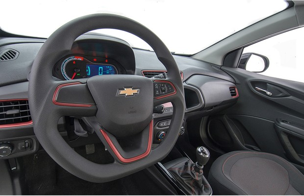 Chevrolet Onix Effect (Foto: General Motors)