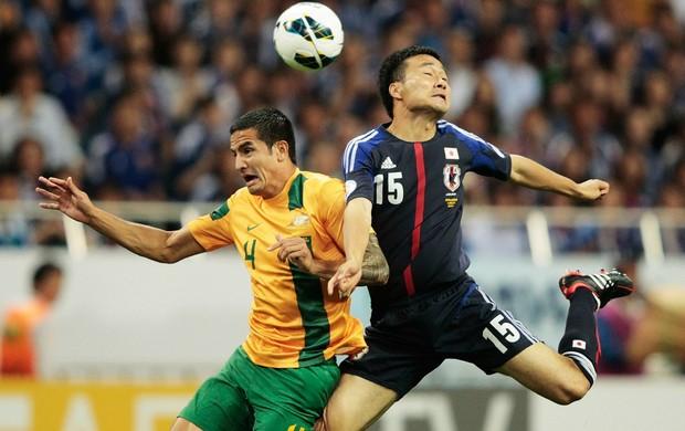 Japão x Austrália Eliminatórias Copa (Foto: Getty Images)