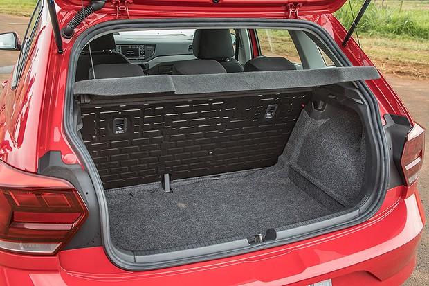 Volkswagen Polo 1.0 MPI (Foto: Marcos Camargo)