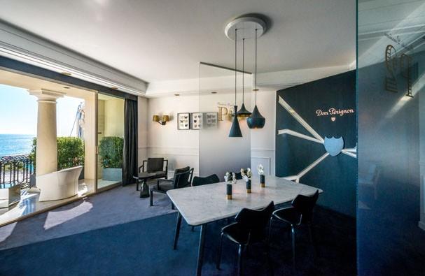 Suite Don Pérignon - Hôtel de Paris, Monaco (Foto: © imag[IN]/ divulgação)