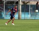 Atacante Giancarlo, do Paraná, está próximo de acerto com o Botafogo-SP