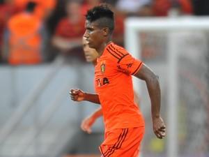 Érico Júnior Sport (Foto: Aldo Carneiro / Pernambuco Press)