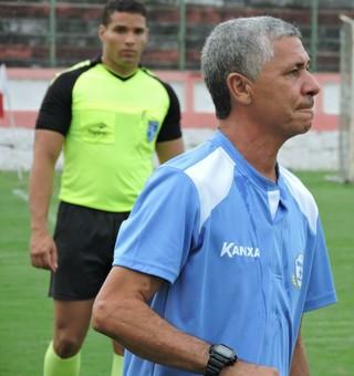 Carlinho ganjão, macaé (Foto: Emerson Pereira / Derbies Suburbanos)