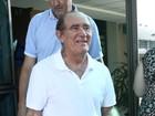 Renato Aragão segue sem previsão de alta, diz boletim médico