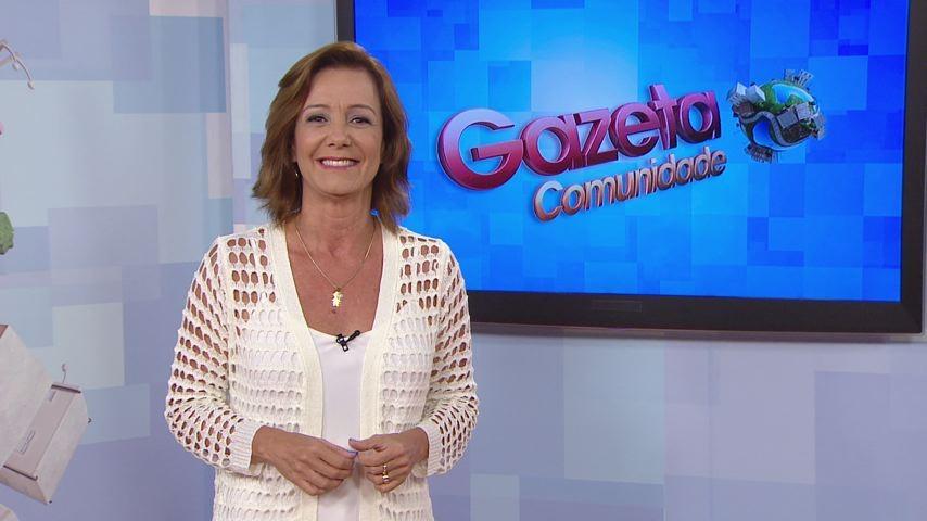 Sandra Freitas comanda o Gazeta Comunidade (Foto: Divulgação/ TV Gazeta)