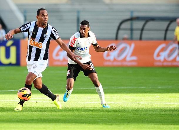 Alecsandro, Corinthians x Atlético-MG  (Foto:  Marcos Ribolli)