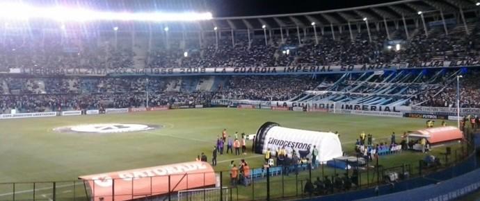 El Cilindro de Avellaneda; Racing x Boca Juniors; Libertadores (Foto: Reprodução Twitter)