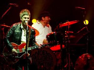 Noel Gallagher volta aos palcos brasileiros na quinta-feira (3), no Rio de Janeiro. (Foto: Flavio Moraes/G1)