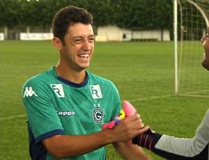 Felipe Menezes e Renan, do Goiás