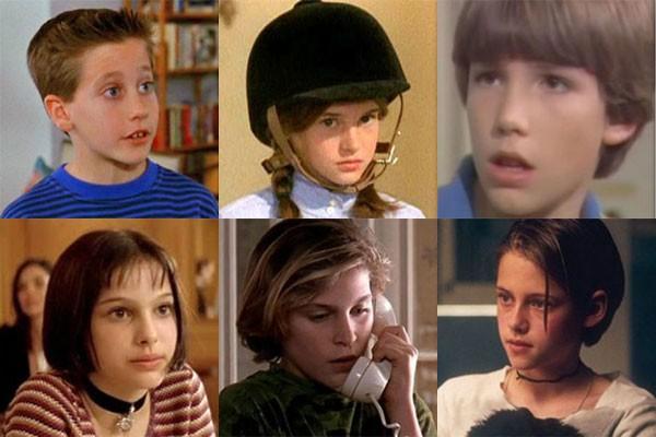 Você consegue descobrir quem são estas crianças? (Foto: Reprodução)