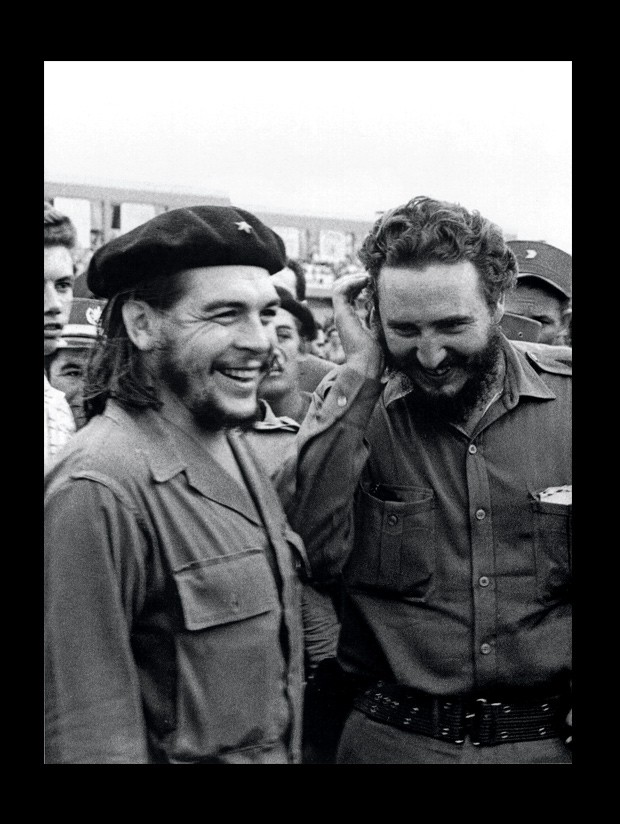 9 Che Guevara (Foto: Photo credit should read -/AFP/Getty Images)