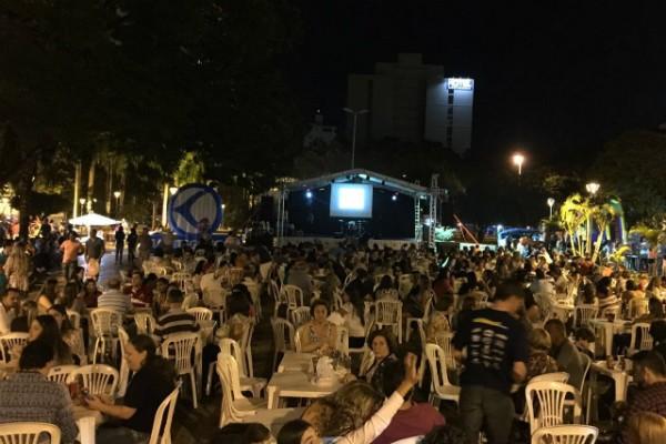 Festa teve início no fim de semana e vai até dia 12 de junho (Foto: Divulgação)