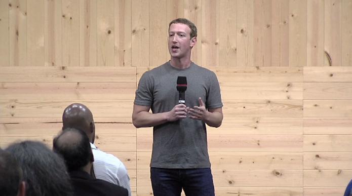 Mark Zuckerberg falou sobre futuro do Facebook nesta quinta-feira (Foto: Divulgação/Facebook)