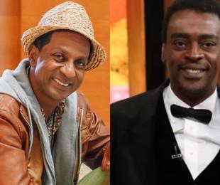 Luis Miranda e Seu Jorge | Artur Meninea/TV Globo e Carol Caminha/Gshow