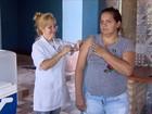 Agentes de saúde reforçam vacinação contra a febre amarela na zona rural