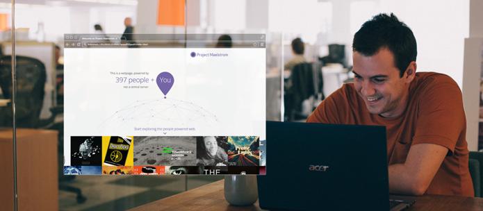 Novo navegador do BitTorrent usa P2P para fazer conexões (foto: Reprodução/BitTorrent)