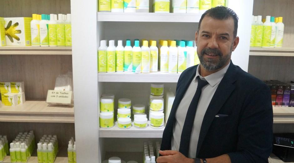 Denis Silva, Deva Curl (Foto: Divulgação)