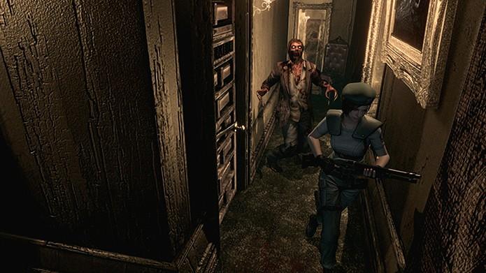 Segundo remake do primeiro game é ainda mais bonito (Foto: Reprodução)