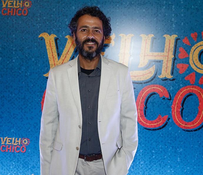 Marcos Palmeira será Cícero (Foto: Inácio Moraes/Gshow)