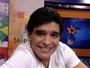 """Maradona alfineta Riquelme: """"Pode mudar de esposa, mas não de camisa"""""""