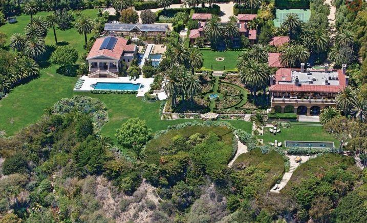 Casa Beyoncé (Foto: Reprodução)