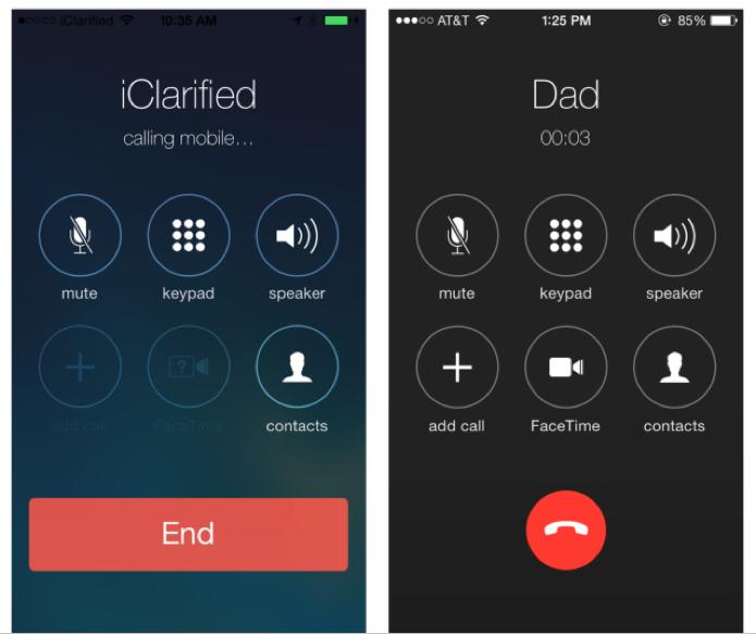 Alterações do novo beta 3 do iOS 7.1 (Foto: Reprodução/Tech Cruch) (Foto: Alterações do novo beta 3 do iOS 7.1 (Foto: Reprodução/Tech Cruch))