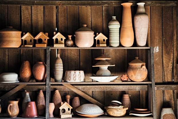 Artesanato Folclorico Da Região Sul ~ Cer u00e2mica artesanal mantém viva herança de nações indígenas extintas Casa e Jardim Artesanato