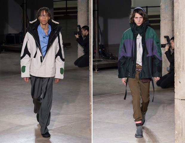 Lanvin - Semana de Moda de Paris inverno 2017 (Foto: Imaxtree)