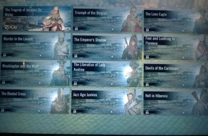 Assassins Creed: Unity terá um modo chamado Rift, trazendo personagens clássicos da franquia. (Foto: Reprodução/VG247)