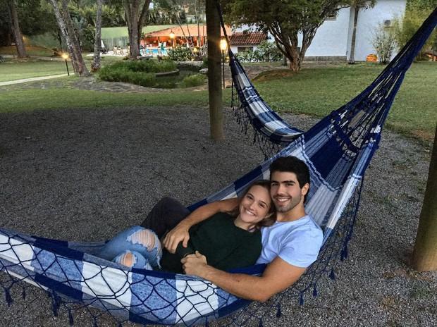 Juliana Paiva e Juliano Laham (Foto: Instagram / Reprodução)