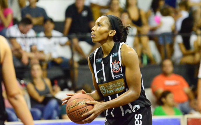 Corinthians/Americana x Sampaio Basquete, LBF, basquete feminino (Foto: (Sanderson Barbarini/Foco no Esporte)