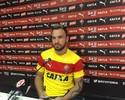 Contra Chape, Farias destaca chance de Vitória emplacar sequência positiva