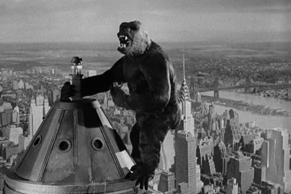 King Kong - King Kong (1933) (Foto: Divulgação)