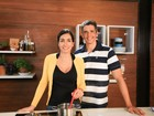 Nutricionista Andrea Santa Rosa ensina receitas funcionais para o Natal