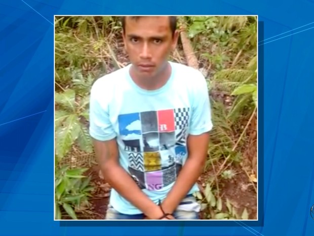 Vídeo em celular de adolescente em MS mostra execução a sangue frio (Foto: Reprodução/TV Morena)