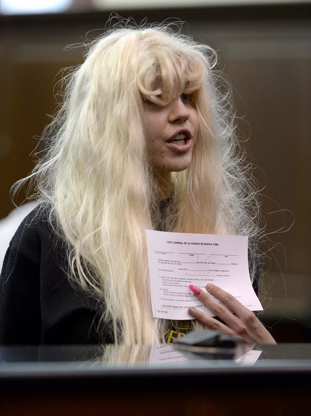 Amanda Bynes (Foto: Splash News)