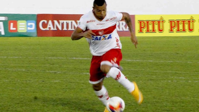 Gleidson Souza, lateral do CRB (Foto: Ailton Cruz/ Gazeta de Alagoas)