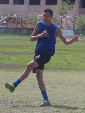 Casagrande - atacante Maranhão (Foto: Bruno Alves)
