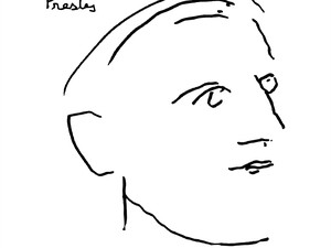 Exposição terá desenhos inéditos de Oscar Niemeyer (Foto: Reprodução)