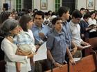 Com igreja lotada, missa de um ano de Campos tem homenagem a Arraes