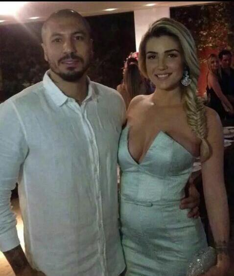 Fernando Medeiros e Aline Gotschalg (Foto: Divulgação)