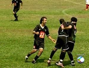 América Uberabense Futebol Amador Amadorão Uberaba (Foto: Reprodução/ TV Integração)