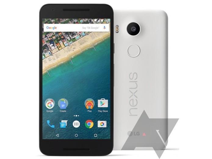 Nexus 5X traz tela FullHD e preço baixo (Foto: Reprodução/Android Police)