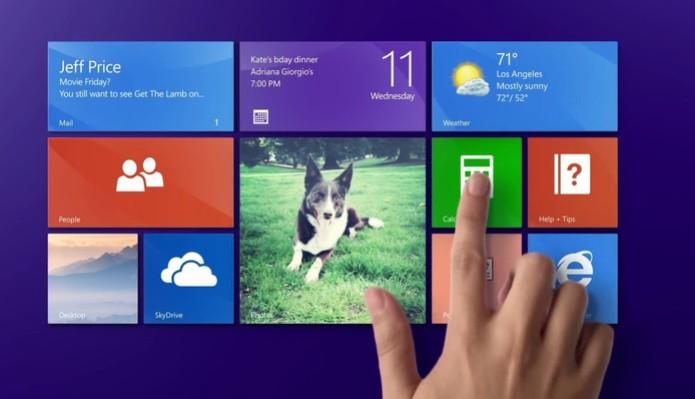 Update 1 do Windows 8.1 é obrigatório para receber atualizações de segurança do sistema (Foto: Divulgação/Microsoft) (Foto: Update 1 do Windows 8.1 é obrigatório para receber atualizações de segurança do sistema (Foto: Divulgação/Microsoft))