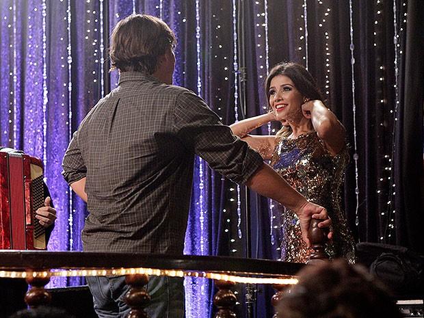 Paula Fernandes (Foto: Salve Jorge/TV Globo)